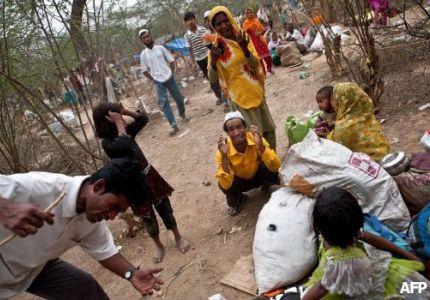 حرس حدود بنجلاديش يرجع 29 لاجئاً روهنجياً جديداً إلى بورما
