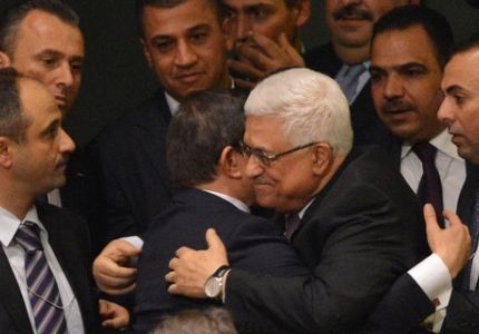 فلسطين تنتصر وتحصل على عضوية مراقب في الأمم المتحدة