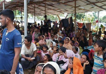 بنغلادش تمنع أنشطة 3 منظمات في مخيمات للروهنغيا
