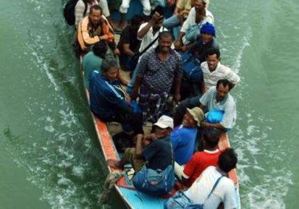 Ribuan Pengungsi Rohingya Diduga Terlantar di Selat Melaka