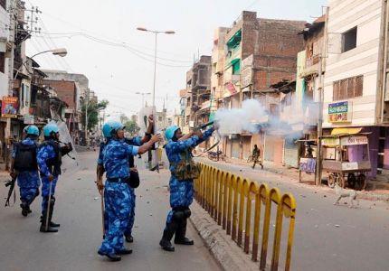 الهند: إعتقال 140 شخصاً إثر اشتباكات بين الهنود والمسلمين
