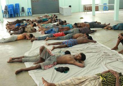 تايلند تعتقل 53 من المهاجرين الروهنجيا