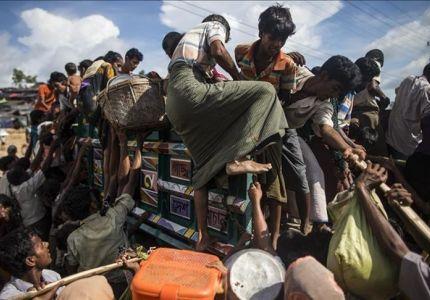 """تحالف الروهنغيا الحر: إعادة لاجئي أراكان قسرا """"جريمة"""""""