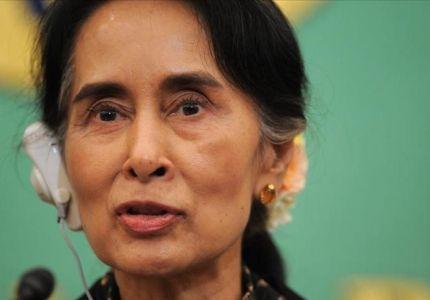 """أكسفورد تسحب """"وسام الحرية"""" من زعيمة ميانمار"""