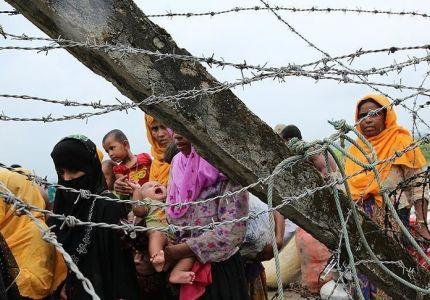 مقتل 3 من الروهنغيا إثر انفجار لغم على الحدود البنغالية الميانمارية