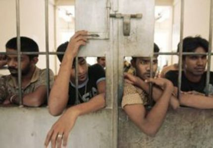 نائب إندونيسي يطالب بضمان السلامة للمعتقلين الروهنجيين