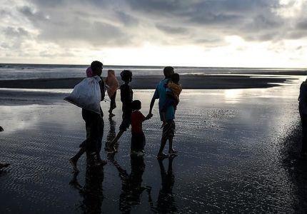 مصادر: قارب يقل 70 مسلما من الروهينجا يغادر ميانمار متوجها لماليزيا