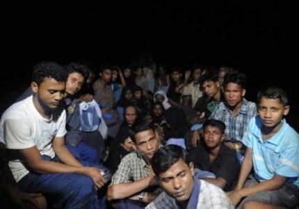 تايلاند تعتزم ترحيل 150 روهنجياً بعد إلقاء القبض عليهم أمس