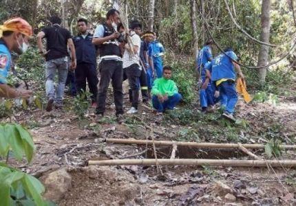 """""""تايلاند"""" تواصل الحفر في مقبرة جماعية لمهاجرين من """"ميانمار وبنجلاديش"""""""