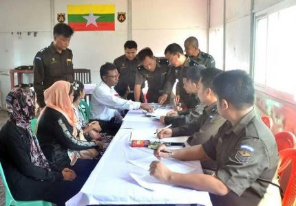 """عودة أول عائلة من الروهينغا إلى ميانمار رغم"""" عدم الأمان"""""""