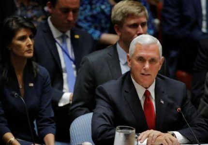 """بنس: ترامب يدعو لتحرك """"قوي وسريع"""" للأمم المتحدة لإنهاء أزمة الروهينجا"""