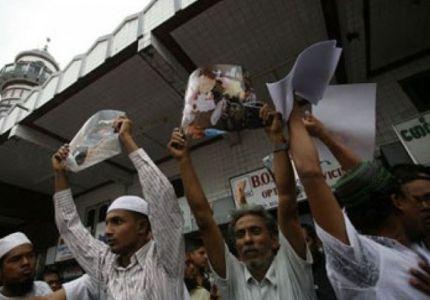 بورما تفرض غرامة مالية على المسلمين لاتهامهم بترميم المساجد