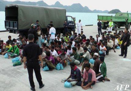"""مسلمو ميانمار يقعون فريسة """"الاتجار بالبشر"""" في تايلاند"""