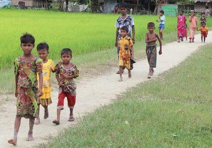 """""""غوتيريش"""" يطلب وقف إعادة اللاجئين الروهنغيا إلى ميانمار"""