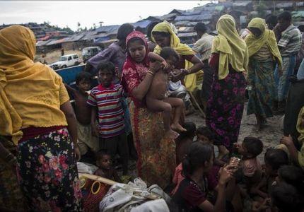 مسؤولة أممية: الآلاف من نساء الروهنغيا بحاجة إلى مساعدات إنسانية عاجلة