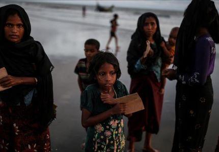 بنغلادش تطلب من ميانمار إعادة استقبال لاجئي الروهنغيا