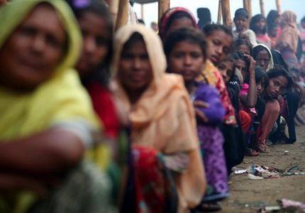 مسؤول بالصليب الأحمر: الروهينجا يواصلون الهرب من ميانمار بدافع الخوف