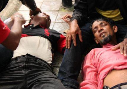 مراسل الوكالة: 13 لاجئاً روهنجياً محبوسون في مخفر الشرطة في سواحل الهند
