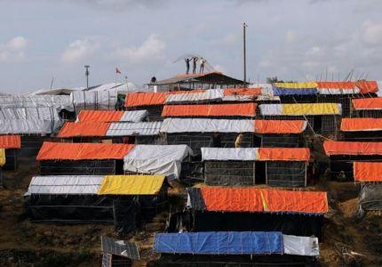 منظمات الإغاثة تحتاج 434 مليون دولار لمعالجة أزمة الروهينجا خلال 6 أشهر قادمة