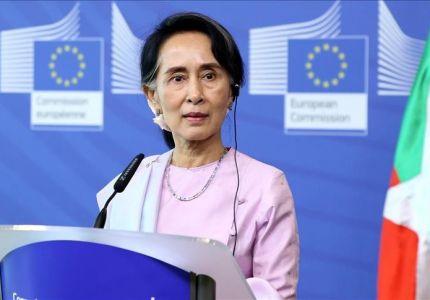 """انتخابات ميانمار الجزئية """"درس"""" لحزب سو كي"""