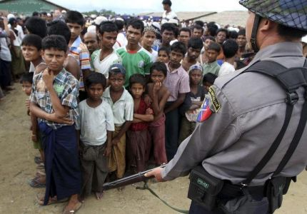 Human Rights Watch: Burma's reforms falling short