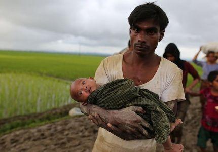 جيش ميانمار يطمس أدلة مجازره في أراكان بحرق جثث الضحايا