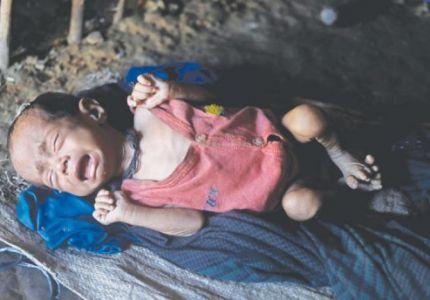 14 ألف طفل لاجئ من الروهينغا فقدوا أحد الوالدين