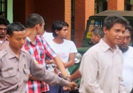 محكمة في ميانمار تقضي بإعدام شخص أدين بتفجير فندق فى عام 2013