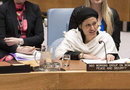 للمرة الأولى: سيدة من الروهينجا من مواليد ولاية راخين تتحدث أمام مجلس الأمن عن فظائع العنف الجنسي