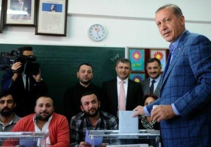 تركيا: أردوغان يعلن فوز العدالة والتنمية بالانتخابات المحلية
