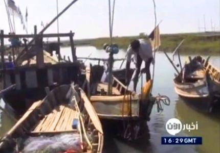 أخبار الآن - الروهنجيا يعتمدون على صيد السمك للبقاء على قيد الحياة