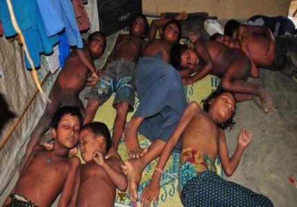 مراسل الوكالة: يصف جانباً من مخيمات اللاجئين في بنجلاديش