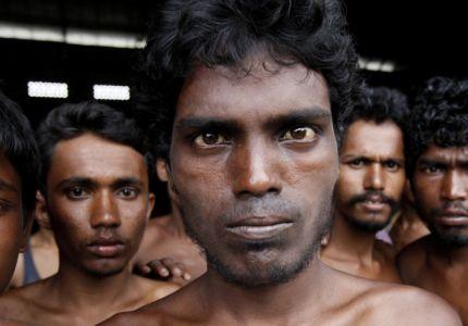 المسلمون يواجهون الموت البطيئ في معتقلات ميانمار