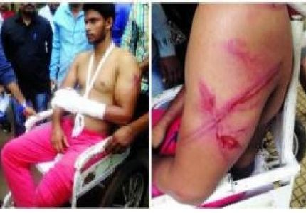 اعتقال الأمن شابين مسلمين في الهند دون اتهام والاعتداء عليهما