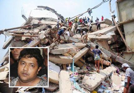 إلقاء القبض على مالك المبنى المنهار في بنغلاديش