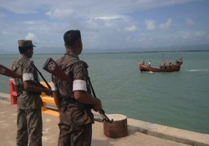 حرس حدود بنجلاديش يرحلون 24 لاجئاً روهنجياً إلى بورما