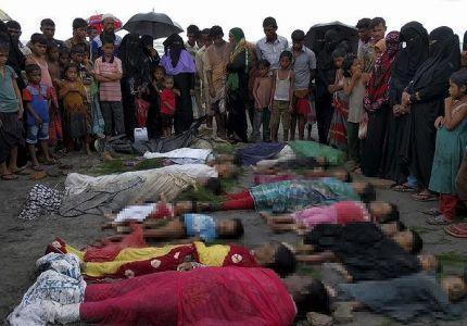خبير أمريكي: أعمال العنف ضد الروهنغيا ترجئ الانتقال للديمقراطية بميانمار