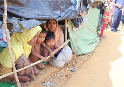 تركيا تستعد لإنشاء مراكز لإيواء 100 ألف من الروهنغيا في بنغلاديش