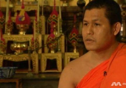 راهب بوذي يؤجج العداء ضد مسلمي تايلاند ويدعو لإحراق مساجدهم