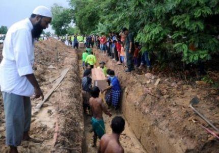 ميانمار.. السجن 10 سنوات ضد 7 من منتسبي الجيش أدينوا بقتل مسلمين