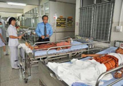تسمم غذائي يصيب 16 روهنجياً في ملاجئ تايلند