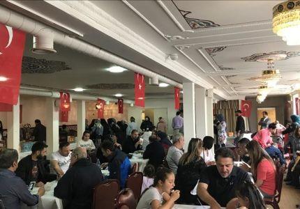 منظمات تركية في بريطانيا تنظم سوقًا خيريًا لمساعدة مسلمي الروهنغيا
