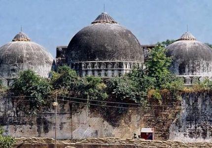سياسي يطالب المحكمة ببناء معبد هندوسي مكان مسجد بابري