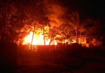 قوات الأمن البورمية تحول مسجداً في أراكان إلى معسكر أمني