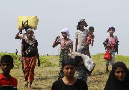 الروهينغا في بورما محكومون بالمنفى