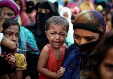 """""""اتحاد روهنغيا أراكان"""" يؤكد تواصل هجمات البوذيين ضدّ مسلمي أراكان"""