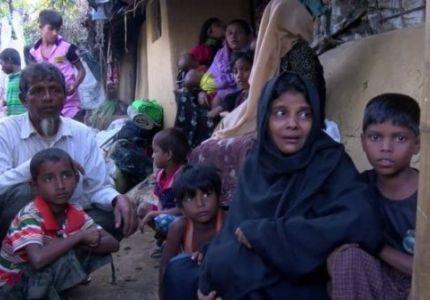 بورما تمارس تطهيرا عرقيا ضد الروهينغا