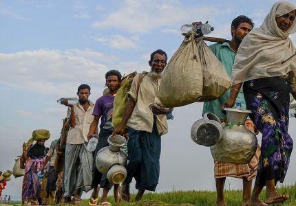 الروهنغيا على موعد جديد مع رحلة خطرة داخل بنغلاديش (تقرير)