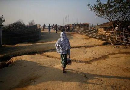 هيومن رايتس ووتش: يجب معاقبة قادة الشرطة والجيش بميانمار على اغتصاب نساء من الروهنجيا