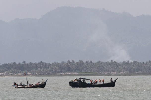 حرس الحدود البنجلادشية تتخذ إجراءات مشددة على طول الحدود مع بورما